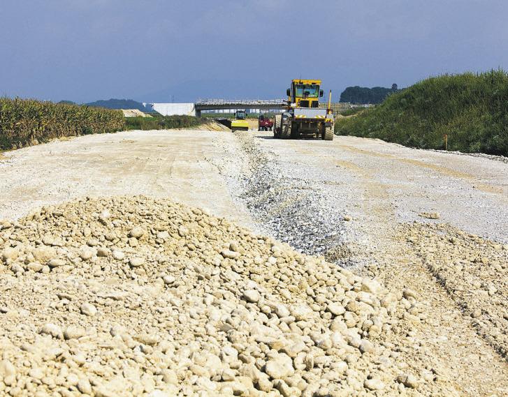 Beim Einsatz von Recyclingbaustoffen hat der Kanton noch Luft nach oben
