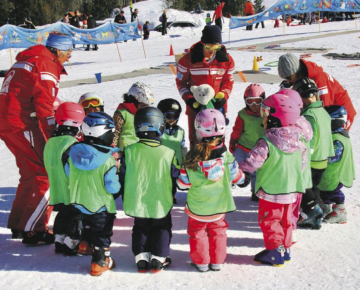 Kein Skischulbetrieb  in Einsiedeln