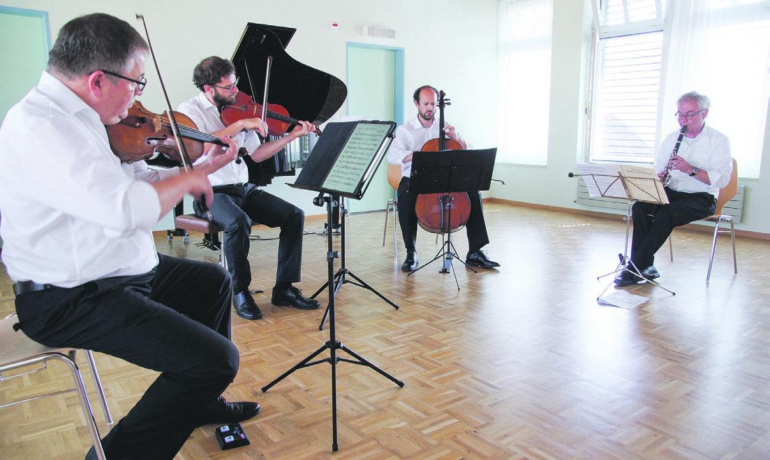 Accento musicale mit  Zusatzkonzert in Einsiedeln