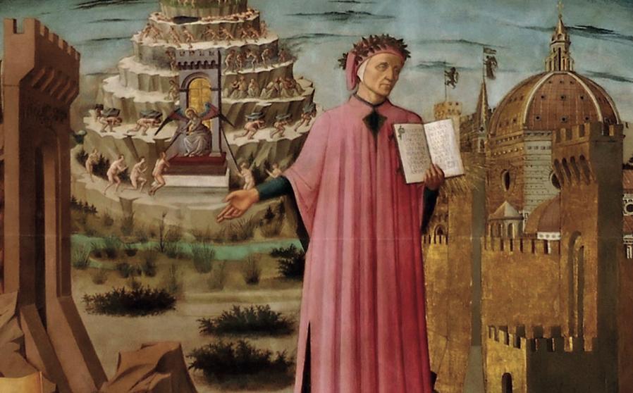 Divina Commedia: un cammino dentro se stessi