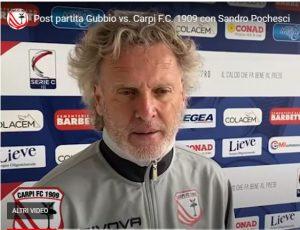 Carpi FC 1909: netta vittoria a Gubbio (4-0)