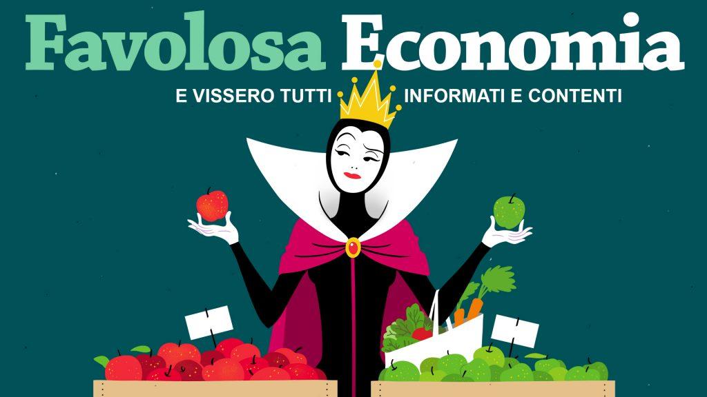 """""""Favolosa Economia"""": sei episodi per essere meglio informati"""
