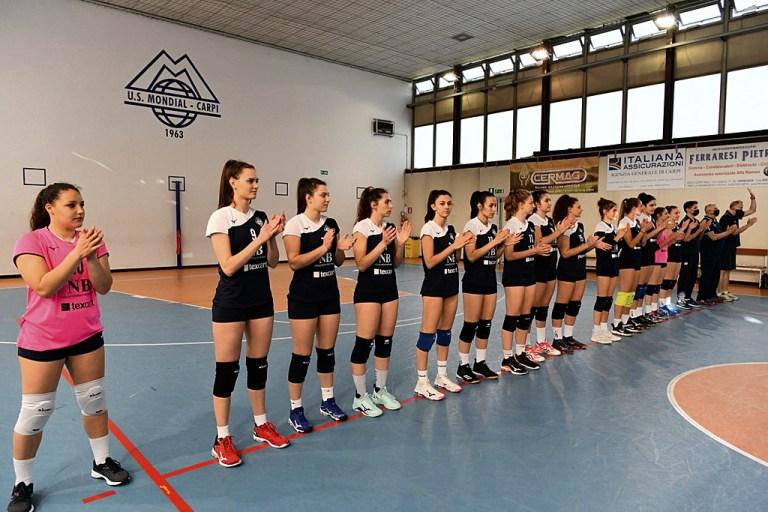 Volley femminile Serie C. Mondial Carpi sconfitta da Vignola 3-0