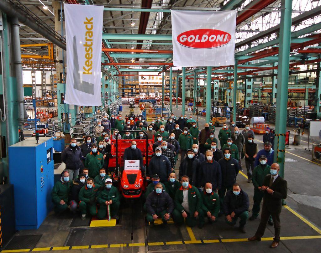 Goldoni: Cisl soddisfatta per adesioni a servizio outplacement lavoratori in esubero