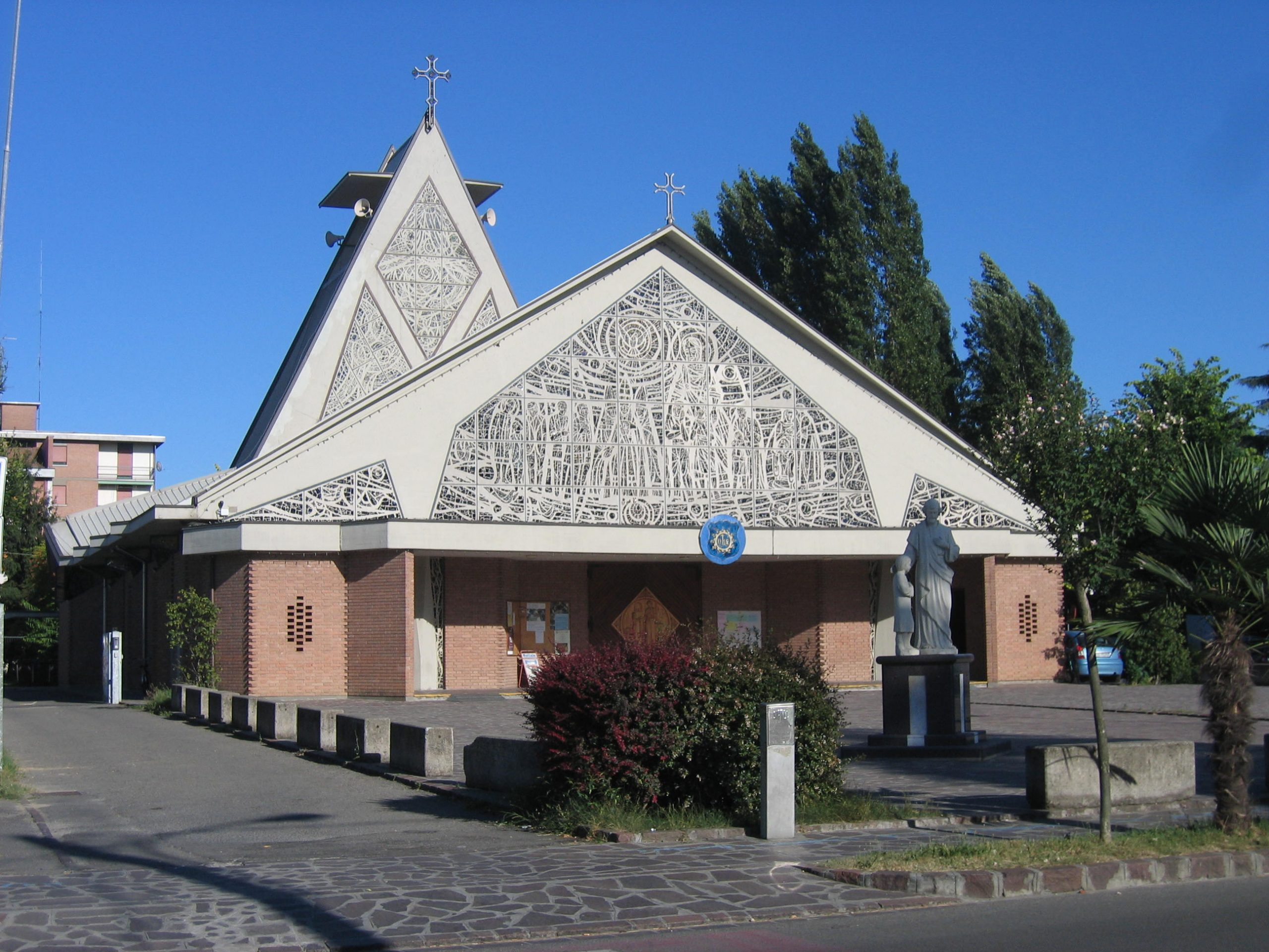 Diocesi - Preghiera in San Giuseppe Artigiano