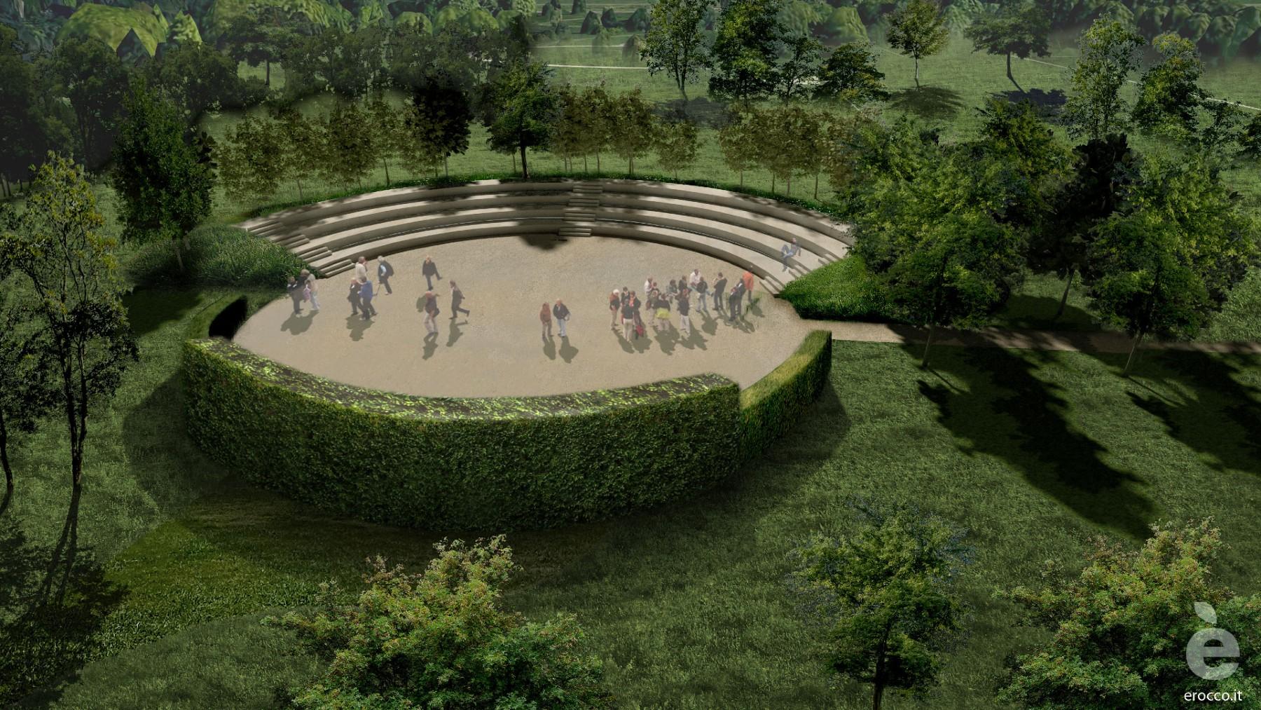 Parco Santa Croce - Un polmone verde cittadino con 10.000 piante