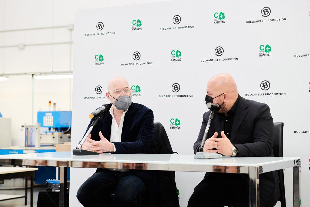 Bulgarelli Production virtuosi nella tutela dell'ambiente