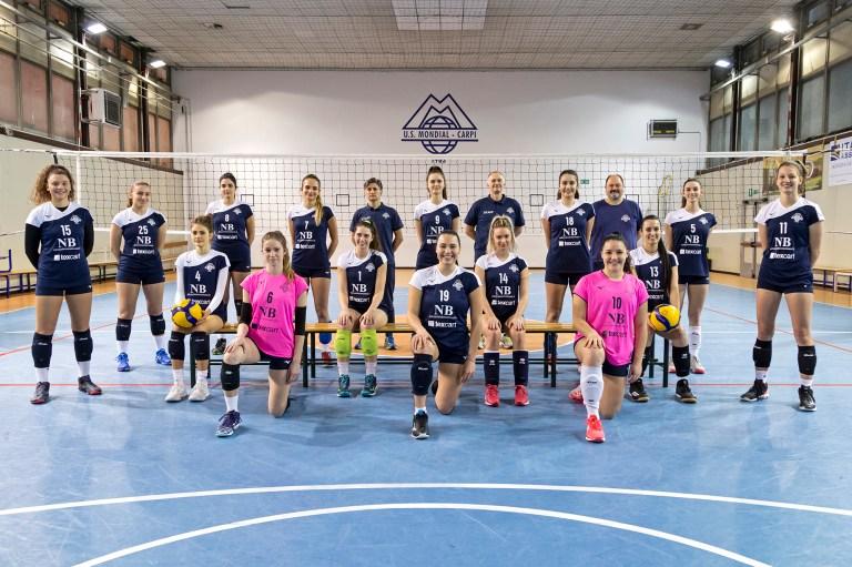 Volley femminile Serie C. Mondial Carpi cede al Montale 3-1