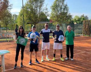 Tennis - Marco Lugli vince il Gazzetta Fitpra Challenge
