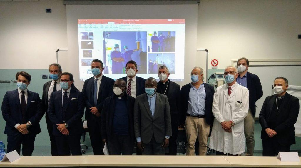 Policlinico di Modena - Trapianto di rene da vivente tra soggetti non compatibili