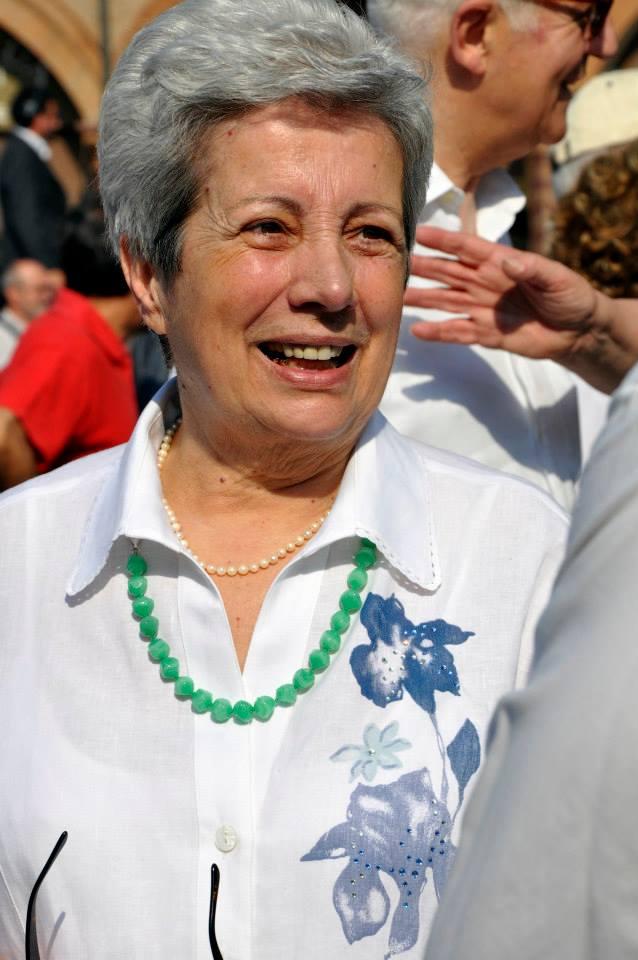 Cordoglio per la scomparsa di Carla Focherini