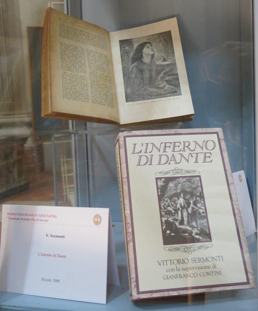Museo diocesano, esposizione dedicata a Dante Alighieri