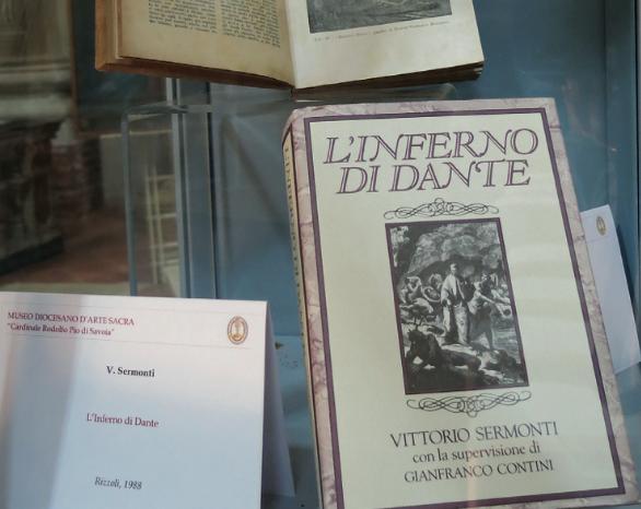 Al Museo diocesano arriva Dante