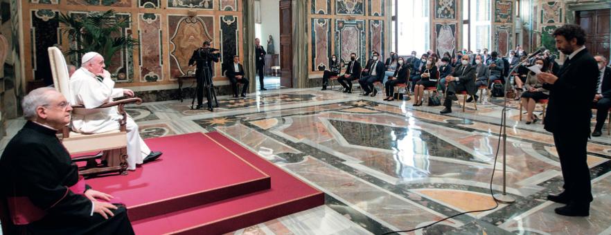 Azione Cattolica: siate fermento di dialogo nella società