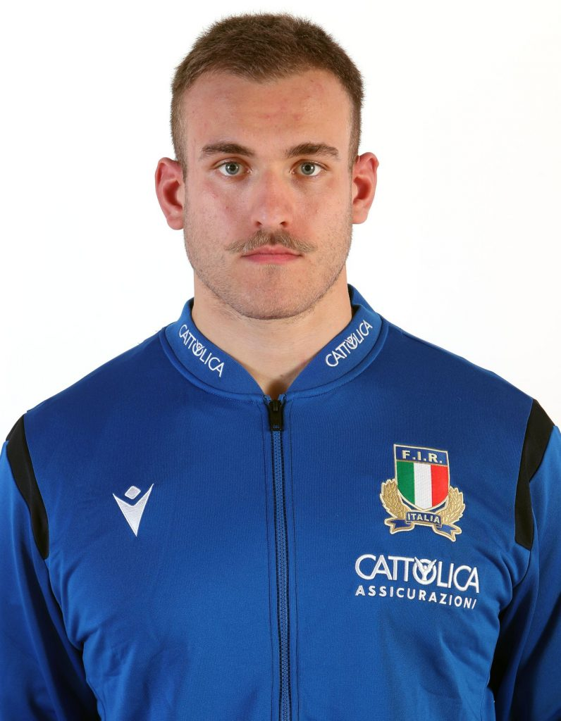 Rugby - Riccardo Andreoli convocato in nazionale under 20
