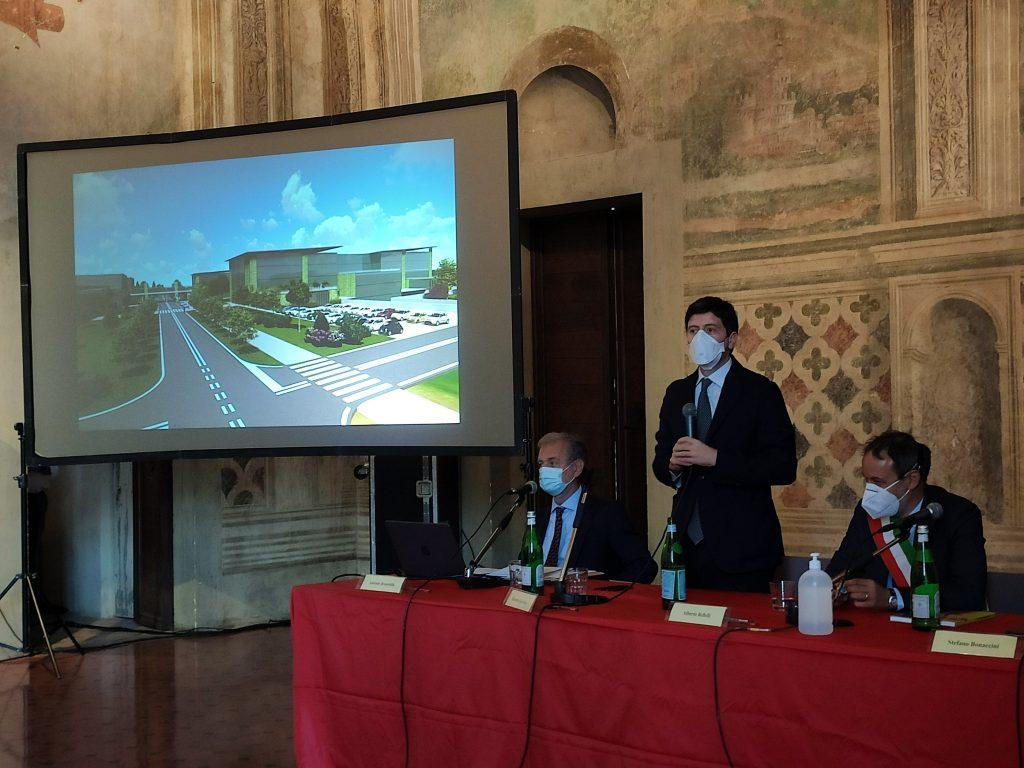 Nuovo Ospedale di Carpi: siglato l'accordo territoriale