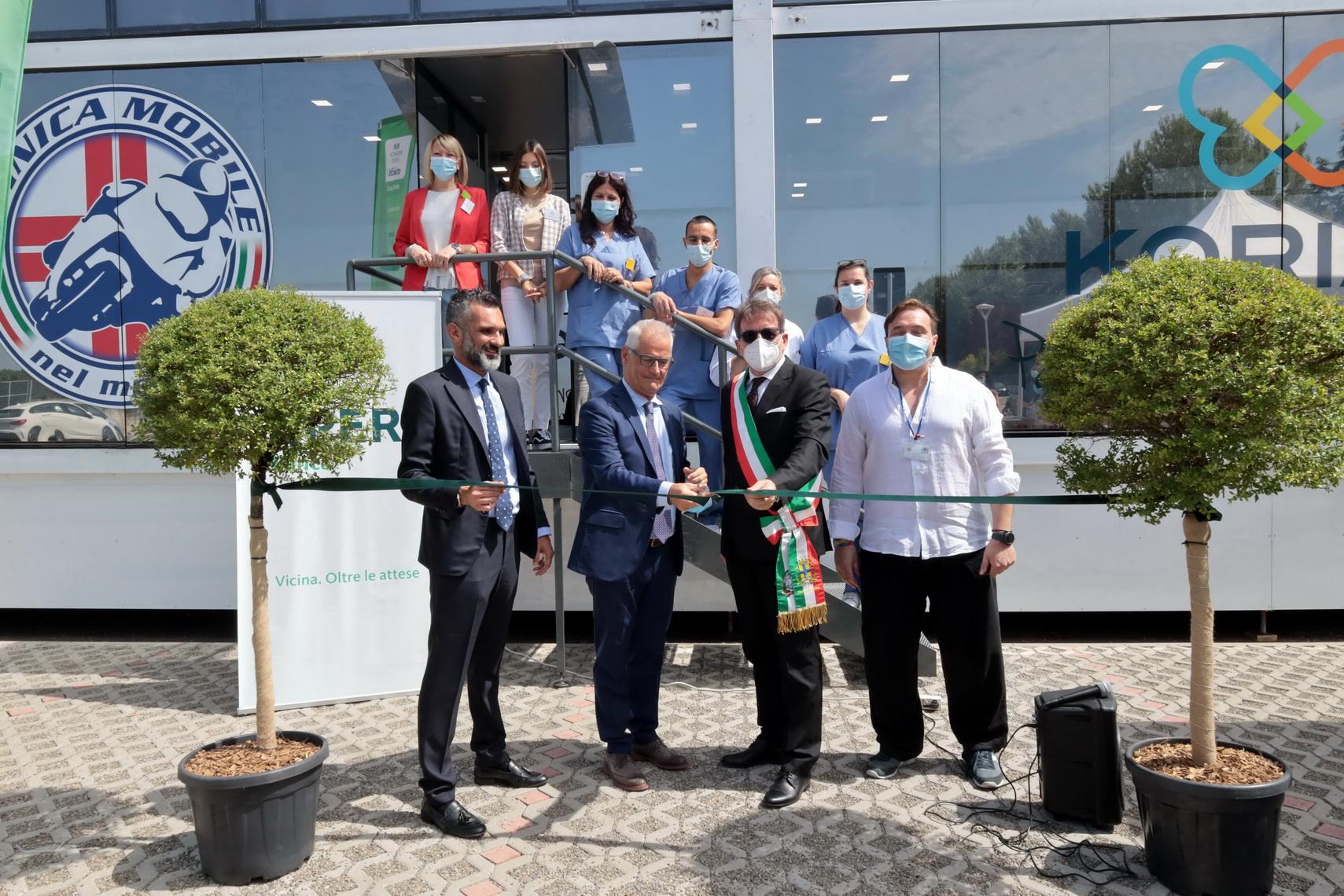 BPER, operativo il Punto vaccinale a Modena