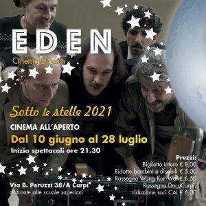 Arena estiva Eden - Serata dedicata a don Levratti