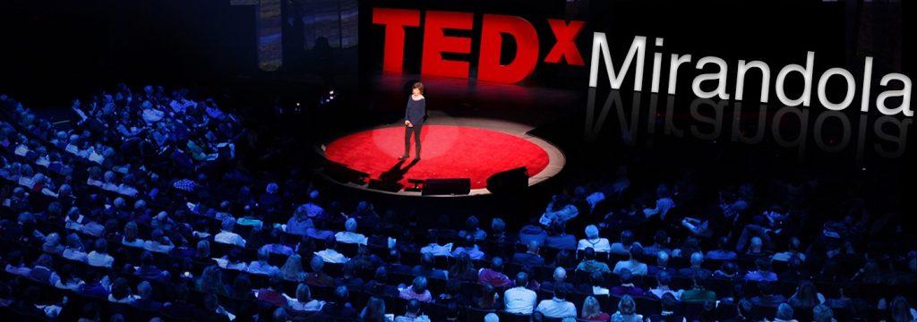 TEDx arriva a Mirandola il 3 luglio