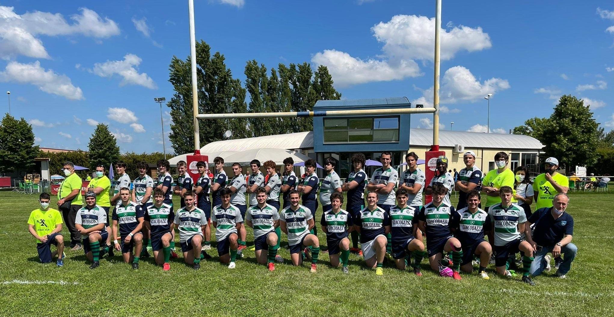 Modena Rugby, week end di test match per U14 e U18