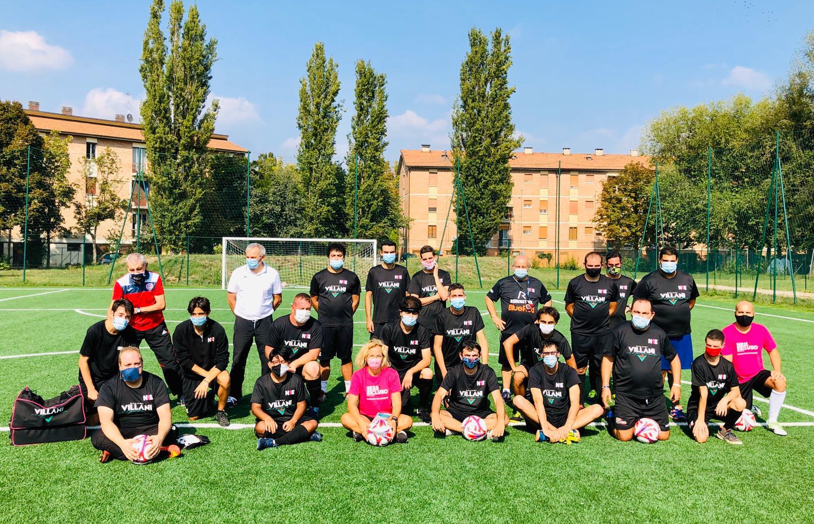 Calcio, i ragazzi di Ness1 Escluso tornano in campo
