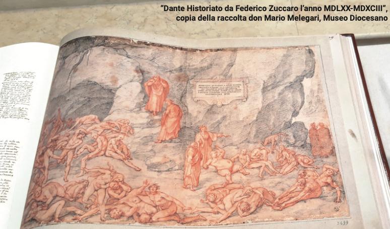 """Dante: l'amore erra """"per male obbietto"""""""