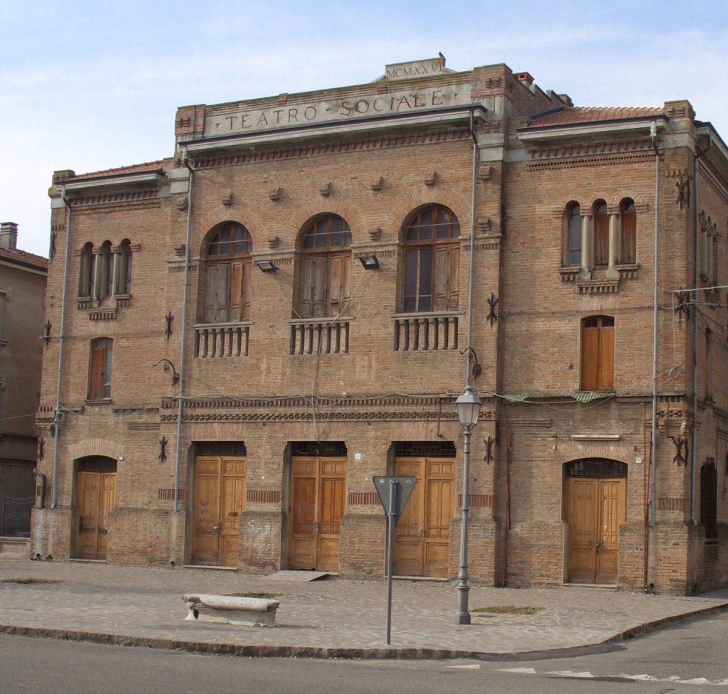 """""""NOVI-TA' a Teatro"""",  idee per la rinascita del Teatro Sociale"""