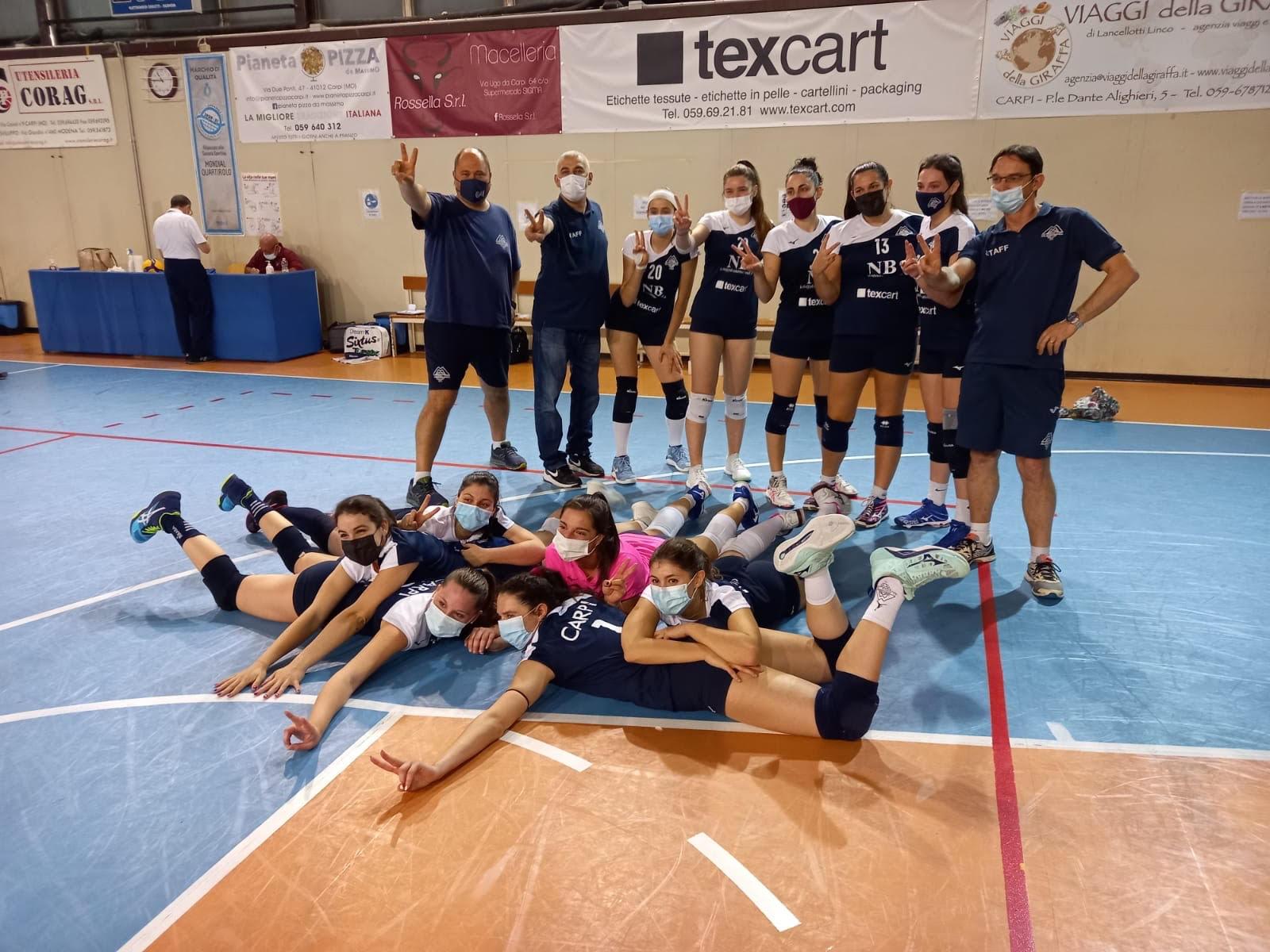 Volley, primo successo per la Mondial in Coppa Italia D
