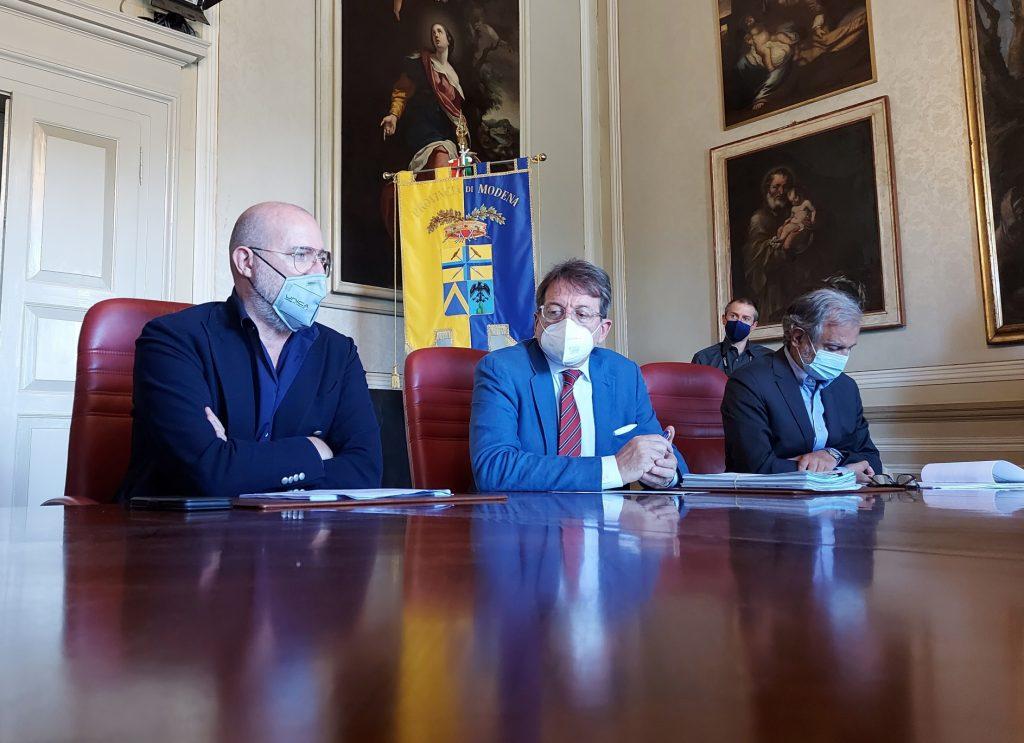 CTSS Modena - Dalla Regione nuovi investimenti sulla sanità modenese