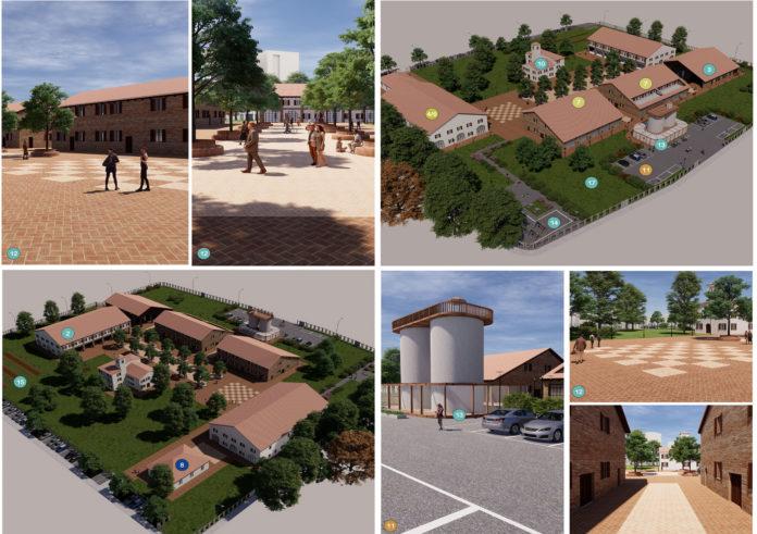 Corte di Fossoli. Nuovo modello abitativo e co-progettazione