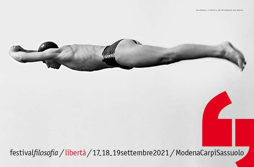 Libertà: presentato il programma del Festivalfilosofia 2021