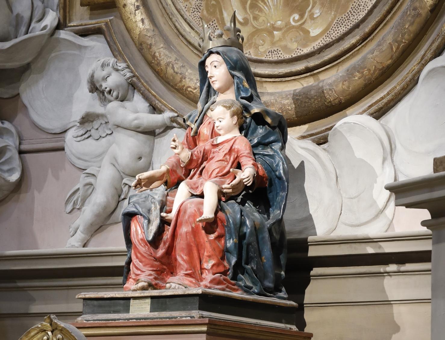 Cattedrale, festa della Madonna del Carmelo