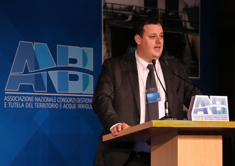Francesco Vincenzi presidente dell'Associazione nazionale bonifiche