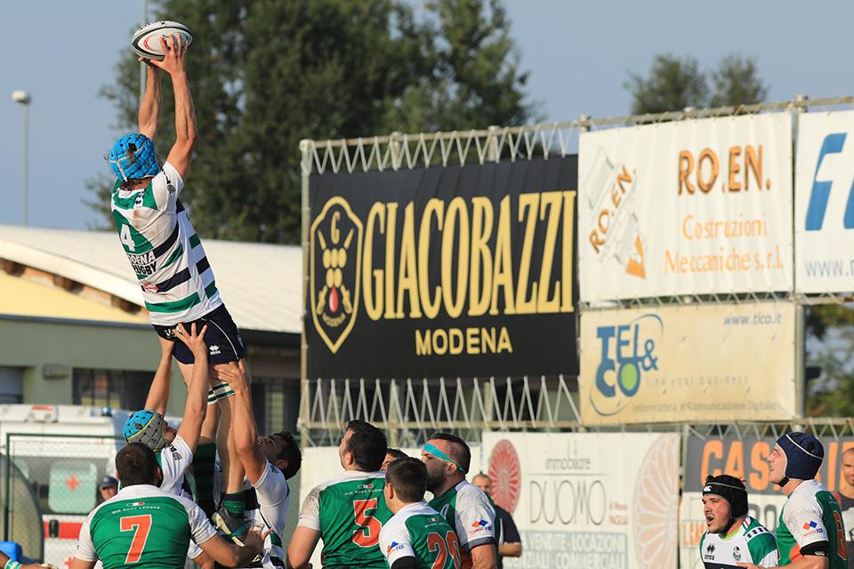 Modena Rugby, le formule e le date della nuova stagione