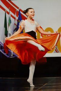 Danza sportiva, 14 medaglie per Surya agli italiani di Rimini
