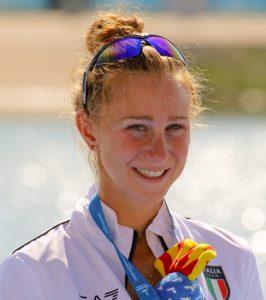Olimpiadi, oro a Valentina Rodini studentessa di Unimore