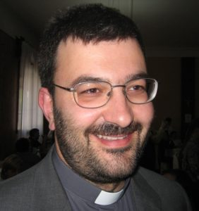 Don Andrea Zuarri, parroco a Cibeno di Carpi