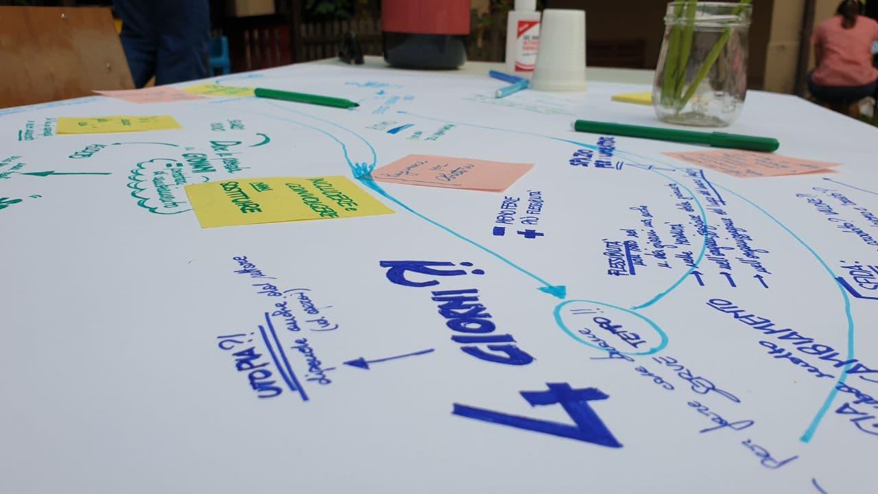 Giovani attori di cambiamento e semi di futuro