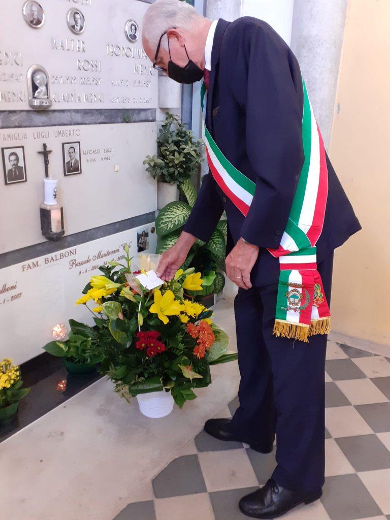 Carpi commemora le vittime della strage di Bologna