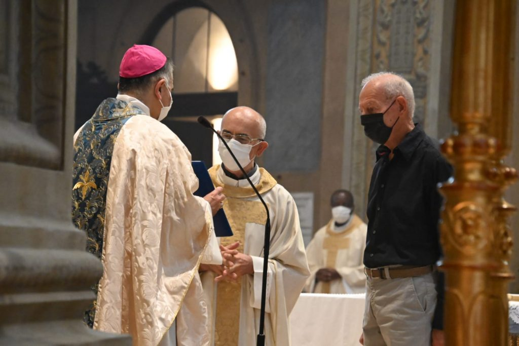 Richiesta beatificazione di don Venturelli: la documentazione presentata al Vescovo Erio