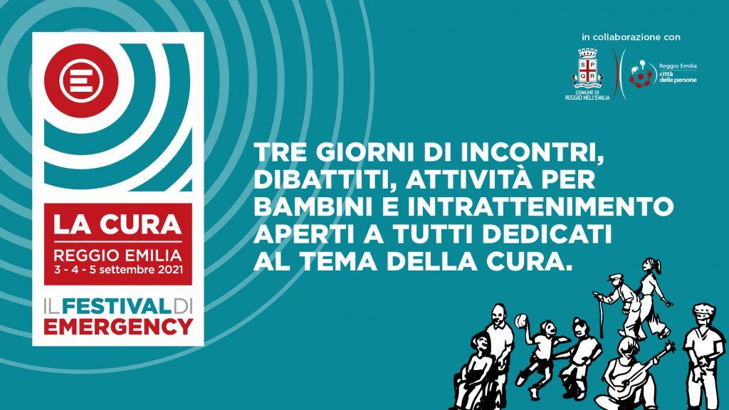 A Reggio Emilia il festival di Emergency (3-5 settembre)
