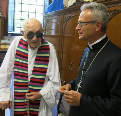 Esequie don Cavazzuti - Il messaggio del vescovo emerito Francesco Cavina