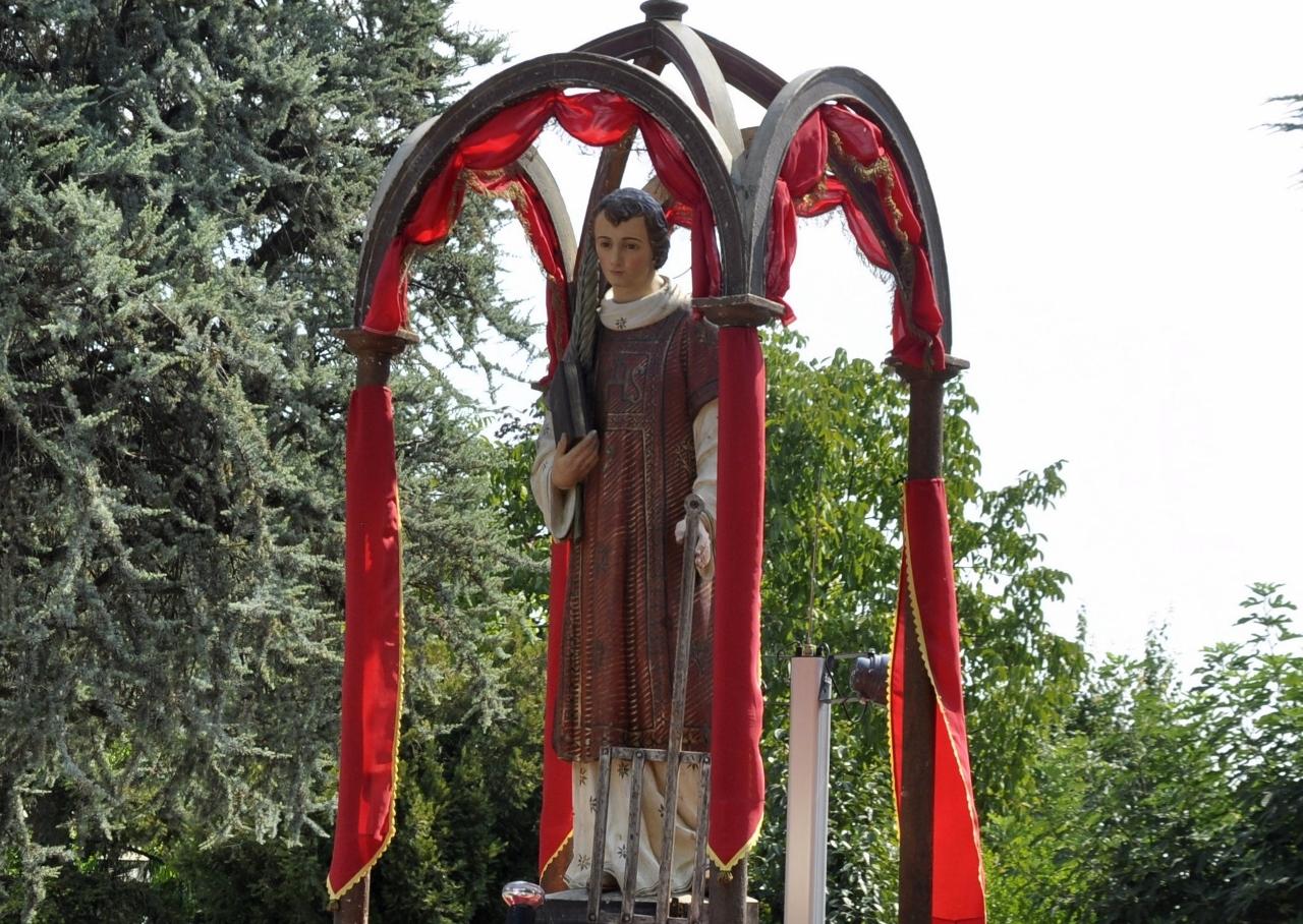 Sagra di San Lorenzo a Gargallo, 7-10 agosto