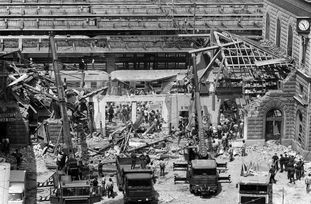 Commemorazioni nel 41° della strage della Stazione di Bologna