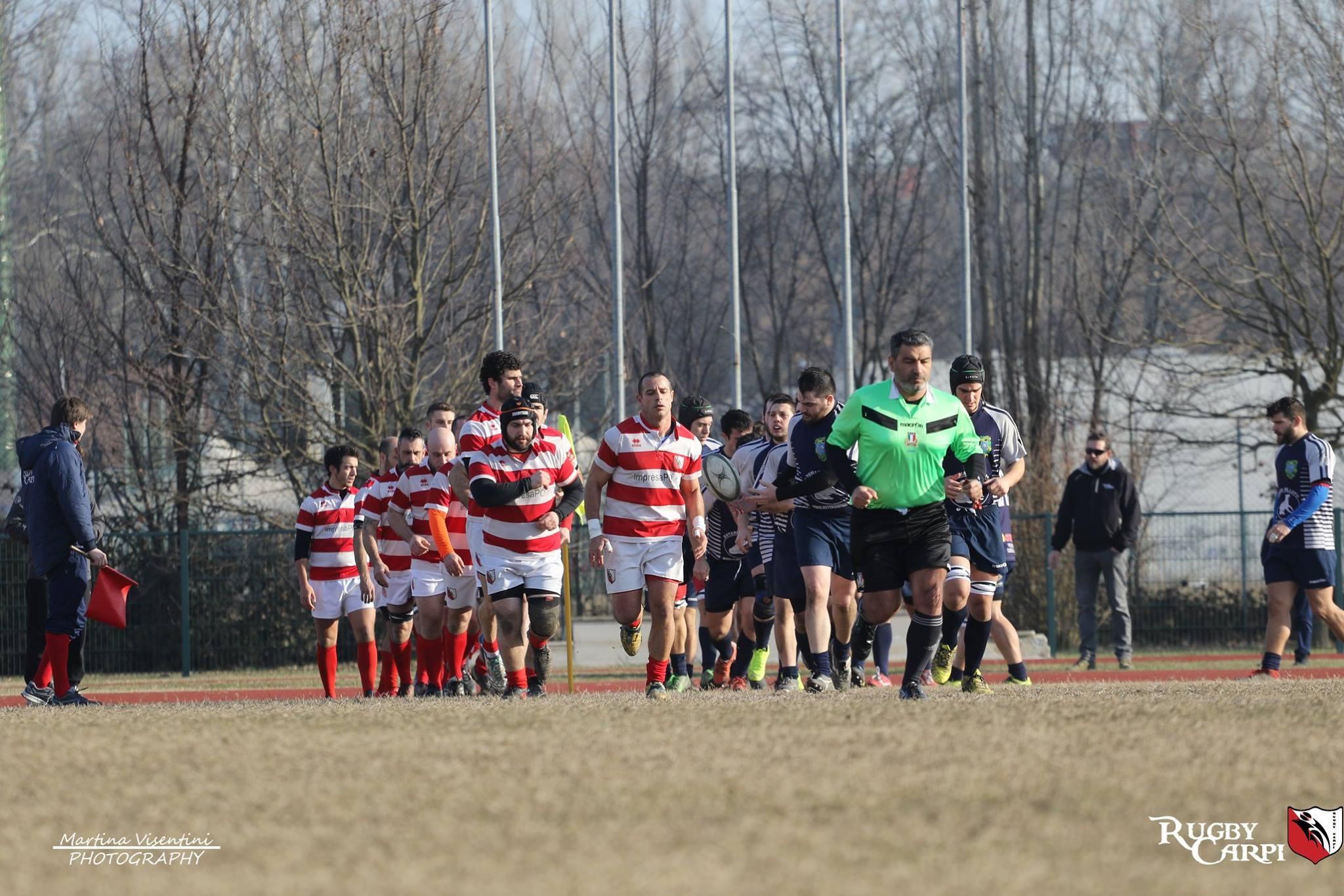 Il Rugby Carpi riprende le attività