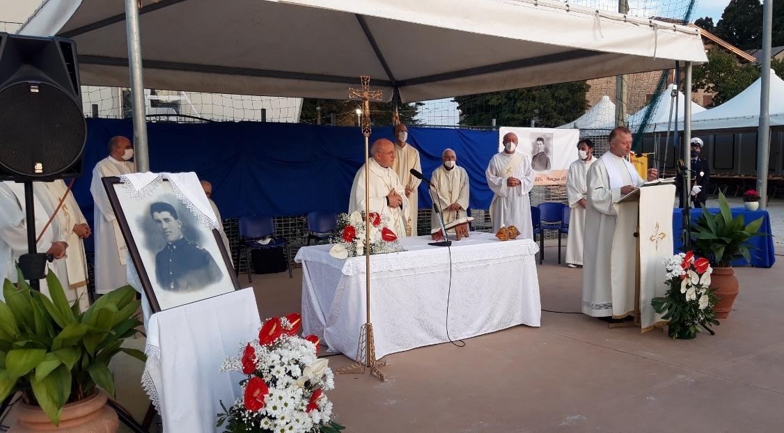 A cento anni dal sacrificio di Agostino Baraldini