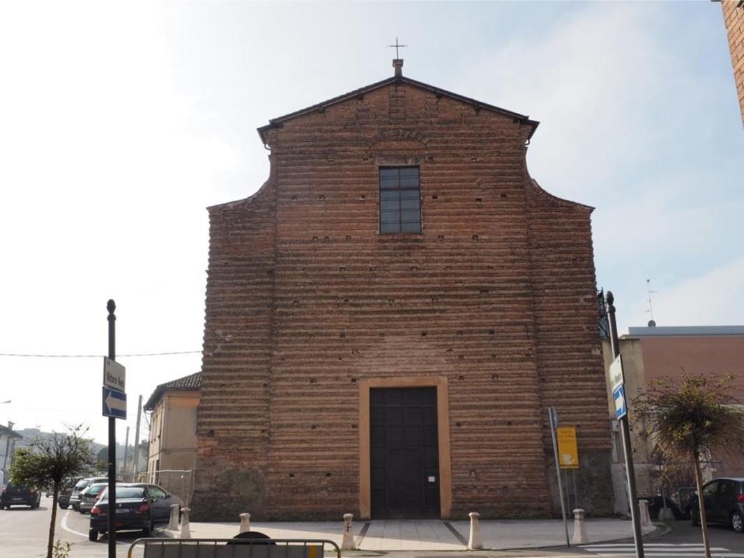Sisma, riapre Santa Maria dei Servi a Novellara