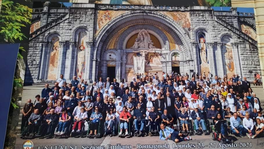 Unitalsi, Marietta e il pellegrinaggio a Lourdes