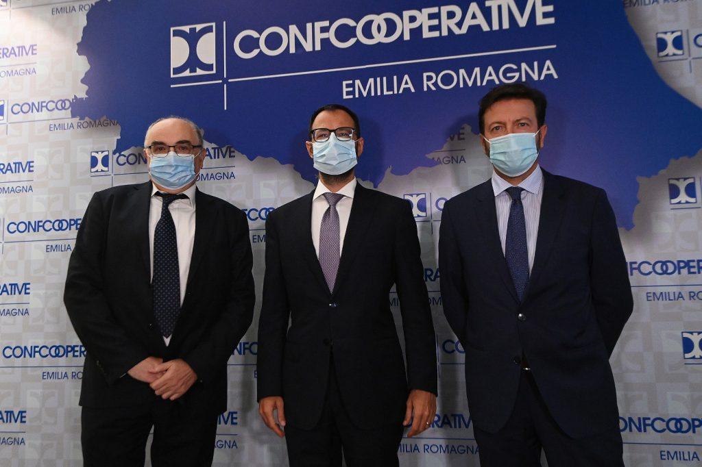 Confcooperative Emilia-Romagna ha incontrato Patuanelli