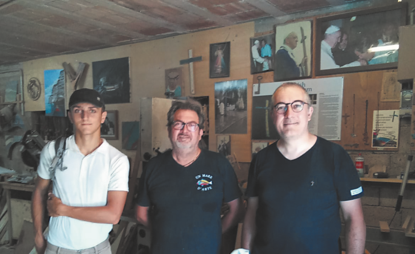 Lampedusa - I nostri cuori diventino un porto sicuro